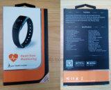 Деятельность при пригодности отслеживая франтовской браслет Bluetooth с тарифом сердца (ID107)