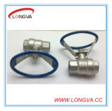 Stainless Steel Ball Valves with Oval Handle