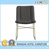 Гостиница Fram европейского металла типа сильного кожаный опционная обедая стул