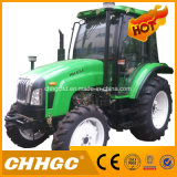 Las ruedas de la potencia media 65HP dos conducen los alimentadores agrícolas