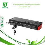 paquete de la batería de litio de 36V 10.4ah para la bicicleta eléctrica 350W