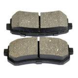 Запасной тормоз Pad4b0 698 151 c фронта пусковой площадки тарельчатого тормоза части D1360 Semi металлический