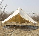 Сверхмощно промелькивает холстину 100% хлопка шатры колокола 5 метров