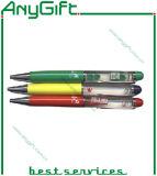 Divers types de Ballpen en plastique avec le logo adapté aux besoins du client