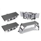 Plate-forme de travail en aluminium de vente supérieure avec En131 approuvé