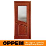 Дверь древесины вишни Oppein E0 стандартная классицистическая