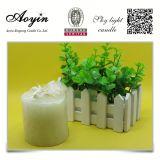 Velas perfumadas blancas al por mayor del pilar 3*3 con el mejor precio y la buena calidad