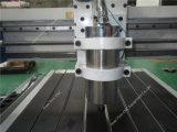 المحمولة رخيصة التكلفة آلة CNC الإعلان عن الخشب الاكريليك الألومنيوم