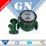 パルスOutput Oval Gear Flowmeter (ステンレス鋼)