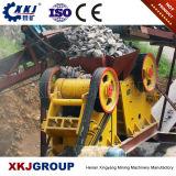 Broyeur de maxillaire de minerai de cuivre 500tpd PE500X750