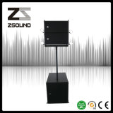 """Zsound La110s Dual """" sistema baixo do submarino audio compato do altofalante 15 para a linha integrador de Subwoofer da disposição"""
