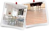Plancher commercial d'intérieur de vinyle de l'étage WPC de PVC de couplage