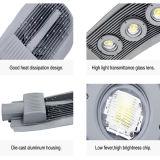 Lampada chiara esterna durevole degli indicatori luminosi di via della lampada LED degli indicatori luminosi di via di risparmio di energia 50W IP65 LED