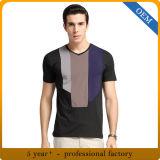 100%년 면 v 목 Mens는 t-셔츠 디자인을 냉각한다