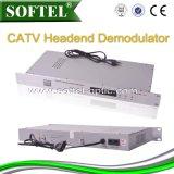 Modulateur réglable agile Ah-801 de la gamme complète CATV