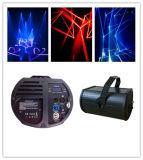 Equipamento do estágio de luzes do efeito do feixe de varredor do laser do atirador furtivo 2r