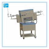 Atmosphären-Gefäß-Ofen der Umdrehungs-1400c für Li-Ionbatterie-Anoden-Materialprüfung