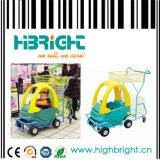 De Winkelende Wandelwagen van de Baby van de Kinderen van Kiddy voor Wandelgalerij (hbe-k-1)