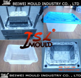 Storage plástico Container com Hinged Lid Mould