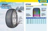 Покрышка на сезон зимы, автошина 185/75r16c автомобиля картины снежка