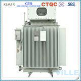 transformateur d'alimentation de la série 6kv/10kv Petrochemail de 1.6mva S9-Ms