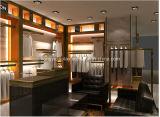 주문 재단사 옷 전시 진열장 내각을%s 유일한 여자 옷 상점 디자인 아이디어