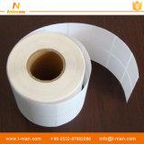 Autoadesivo stampabile del contrassegno in bianco termico di scambio di calore