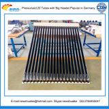 中国の真空管のソーラーコレクタの研修会