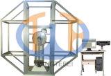 Contrôle de l'impact du pendule Charpy en métal
