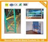 Estantes de la estantería del almacenaje del metal/unidad de la estantería/barato estante de poca potencia de las mercancías