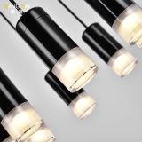 Luzes modernas do pendente do diodo emissor de luz da iluminação do pendente