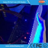 P6 Flexibele LEIDENE van de Kleur van HD de Module van het Volledige Scherm van de Vertoning voor Bulding