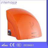 호텔 잘 고정된 가정용품 자동적인 적외선 손 건조기 전기 1800W