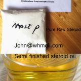 USP 99%の高性能液体クロマトグラフィーの未加工Drostanoloneのプロピオン酸塩の同化ステロイドホルモンの粉