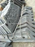 Plateau de moulin / plinthe / Plaque de grande plaque / mâchoire / Plaque de refroidissement pour l'industrie minière