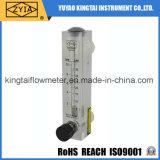 Type débitmètre de panneau avec la mesure de soupape de commande pour l'eau