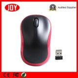Kundenspezifische drahtlose optische Maus des Firmenzeichen-2.4GHz 3D
