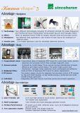 Ru+6 4 em 1 máquina portátil da cavitação/cavitação ultra-sônica que Slimming forma Sincoheren de Kuma da máquina do RF da máquina/cavitação