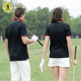 2017 여름 남자와 여자를 위한 도매 스포츠 폴로 셔츠