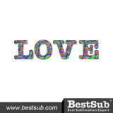 昇華Hbの文字-愛(HBZM18-LOVE)