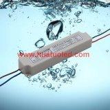 24V0.83A 플라스틱 LED 전력 공급 또는 램프 또는 유연한 지구 방수 IP67