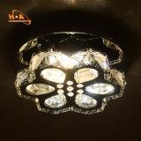 Lámpara cristalina china moderna de lujo vendedora superior