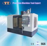 최고 공급자 수직 기계로 가공 센터 지능적인 Vmc 3 4개의 축선 CNC 축융기