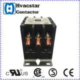 Contator de /Hvacstar 3p 30A 24V do contator do Dp com UL Cetificate