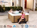 Baignoire acrylique extérieure Jcs-12 de massage de Kgt