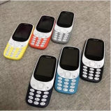 Teléfono móvil vendedor caliente del teléfono celular de la pantalla de la pulgada del modelo nuevo 2.4 N3310
