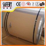 China 2b/Ba/4b 201 bobina do aço 202 316 inoxidável
