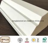 Bâti de moulage de Windows en bois solide pour le cadeau