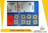 Korloy Snmg120404-GS  PC9030 Филируя вставка для филируя вставки карбида инструмента