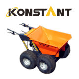 Rasen-Reifen-Garten-Kipper-Miniladevorrichtungs-Eber-Transport